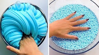 Relaxing Slime Compilation Asmr | Oddly Satisfying Video #82
