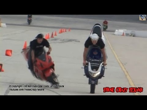 WHY YOU ALWAYS WEAR A HELMET!