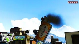 GTA 5 BMX Stunts & Custom Game GTA V Launch Glitch
