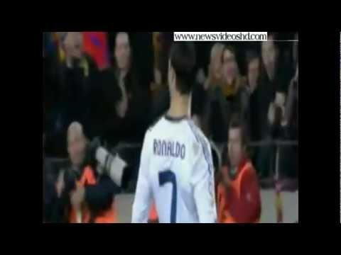 Real Madrid Vs Barcelona 3-1 All Goals & Highlights Copa Del Rey 26/02/2013 HD