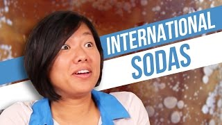 [Americans Try International Sodas] Video