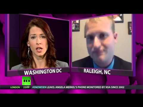[265] Historic Rally Against NSA, Was Michael Hastings Assassinated by a Private Contractor?