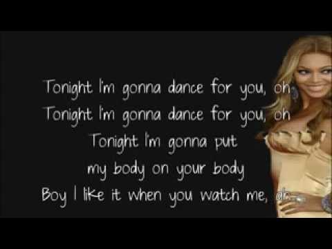 Beyoncé - Dance For You Lyrics | MetroLyrics
