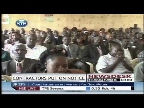 KTN Newsdesk Full Bulletin 26th Feb 2014