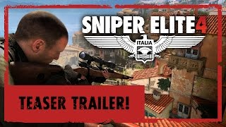 Sniper Elite 4 - Teaser Trailer