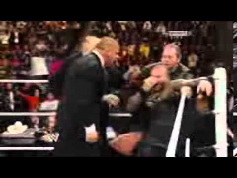 WWE RAW 12913  Slammy awards 2013 HBK Sweet Chin Music CM Punk  Triple H Pedigrees Randy Orton