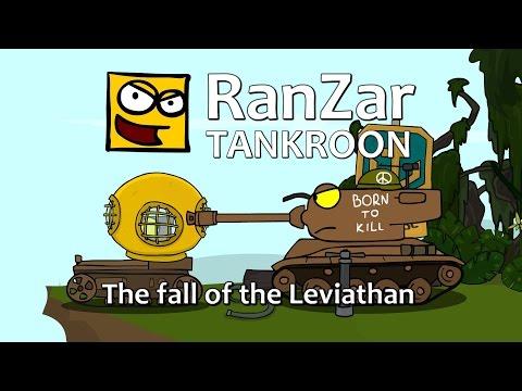Tanktoon - P�d Leviathana