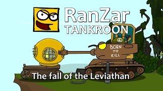 Tanktoon - Pád Leviathana