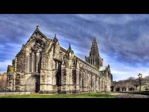 Glasgow Cathedral Glasgow Scotland