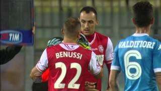 Carpi-Napoli 0-0 - 4a Giornata Serie A TIM 15/16 - Sintesi