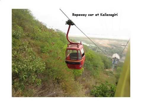 Tourist Places destinations in and around Visakhapatnam - Vizag