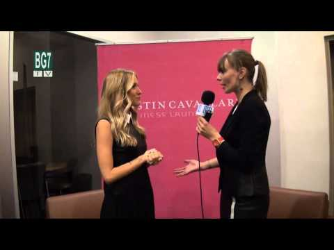 Interview with Kristin Cavallari-American television personality, fashion designer, and actress.