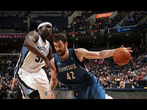 Kevin Love Powers the Timberwolves Over the Grizzlies with 30 Points