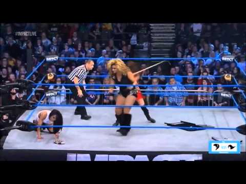 Top 10 TNA Knockouts Matches 2014