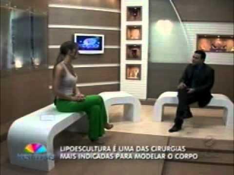 Lipoescultura - Cirurgia Plástica Blumenau - Dr. Eduardo Raulino - Clínica Bioforma