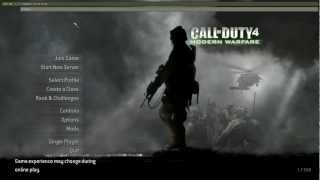 Tutorial: How To Install And Play Deathrun On COD4 PC