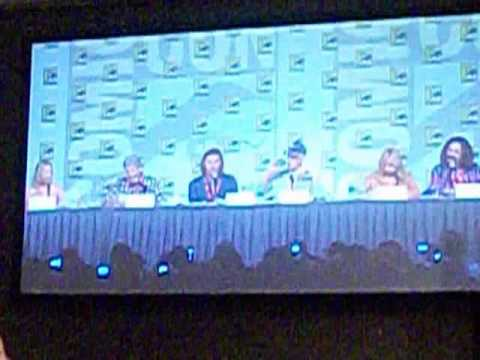 "voiceover actors Townsend Coleman, Rob Paulsen, Tara Strong on cold read of ""Snow White"""