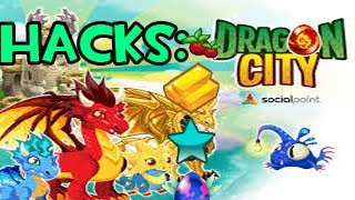 Multi Hack Dragon City Eggs Xp Gold Food Gems