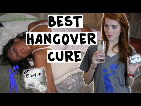 The best hangover cure ever tipsy bartender