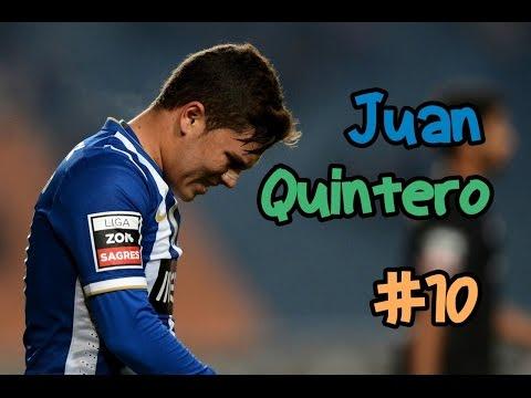 Juan Quintero | PURO 10 | Skills & Goals
