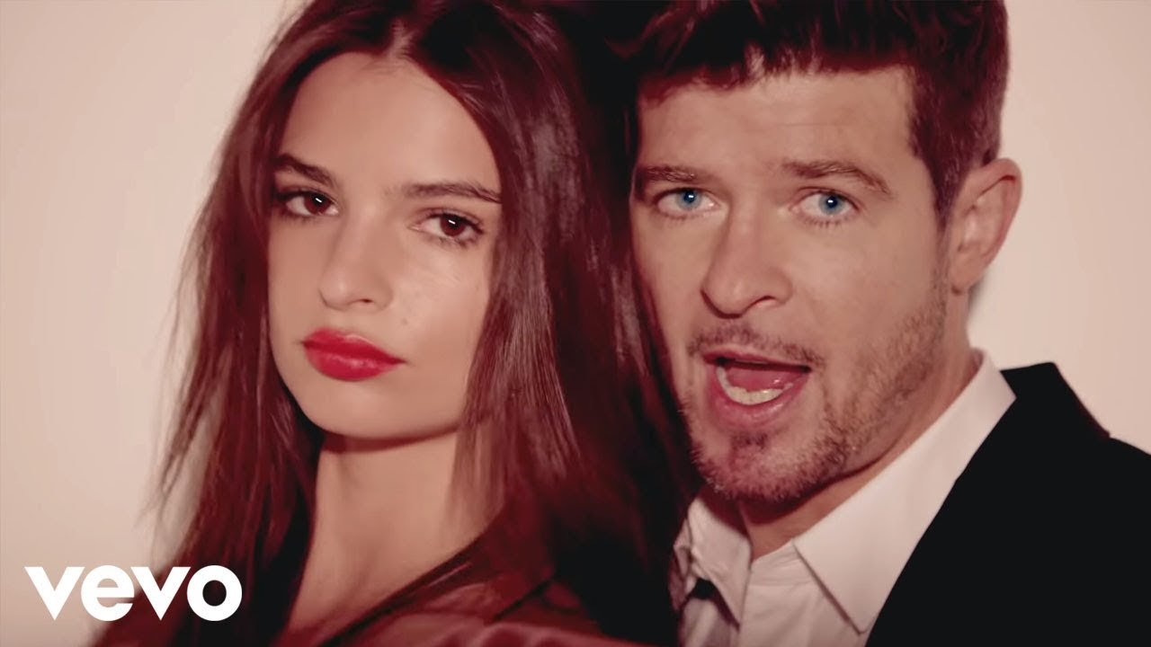 Robin Thicke - Blurred Lines ft. T.I., Pharrell