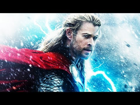 Thor 2 The Dark World Trailer 2013 Movie - Official [HD]