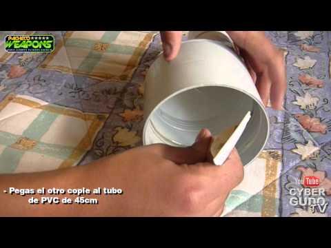 #004.- Construir un Lanza Papas (Tutorial) [1000 cosas que debes hacer antes de morir]