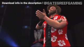 WWE 2K14 BRAY WYATT ENTRANCE, SIGNATURE & FINISHER