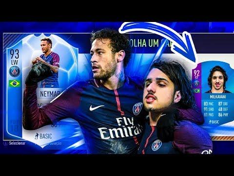 FIFA 18 FUT DRAFT - OLHA ESSE