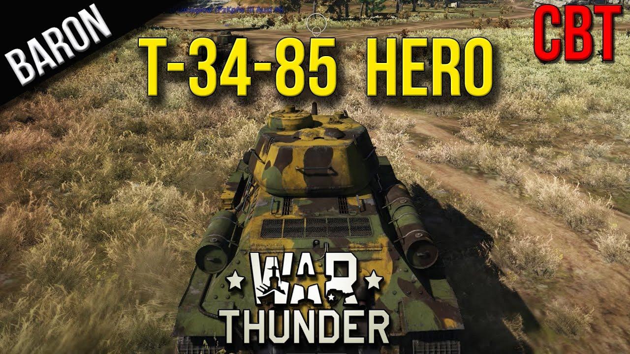 t 34 85 gameplay venice - photo#2