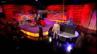 Carlton Dance The Graham Norton Show
