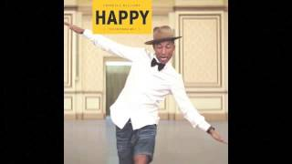 Pharrel Williams 'Happy' Backwards (Audio)