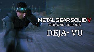 Metal Gear Solid 5 Ground Zeroes Gameplay Walkthrough - Extra Ops Deja Vu Mission (PS4 Exclusive)