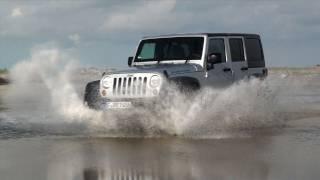 Neu: Jeep Wrangler im Test videos