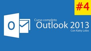 Outlook 2013: Contactos