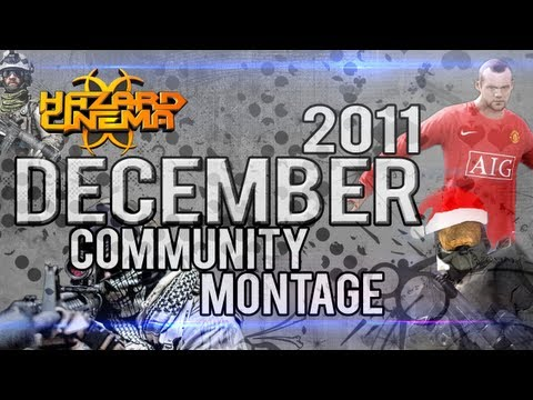 Hazard Cinema Community Montage - December 2011 (Happy New Year!)