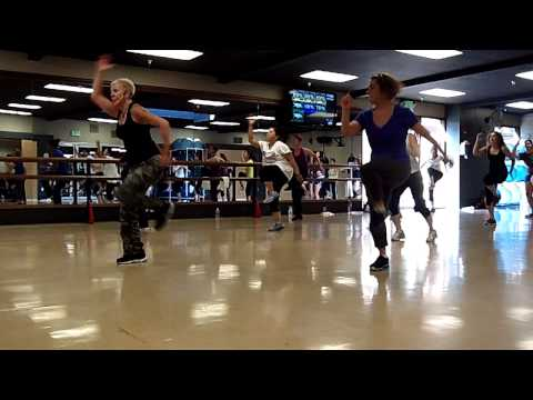 Zumba - I Know You Want Me Merengue Version