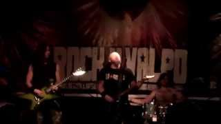 LA + GORDA - ROCK  X VALPO (ARENA RECOLETA) 27/04/14