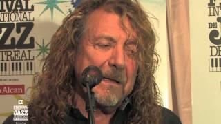 Presentation of the 2011 Spirit Award – Robert Plant