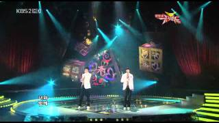 [LIVE] 090213 T-Max Paradise @ Music Bank