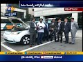 Minister N Amarnath Reddy Meet Kia Motors officials at Souath Korea