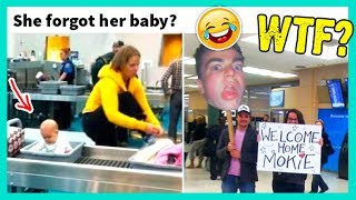 The Most WTF Things Seen At The Airport #3