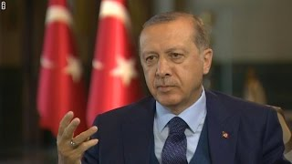أردوغان متحدثاً عن استفتاء تركيا: في كرة القدم.. المهم الفوز وليس فارق الأهداف |