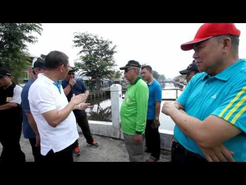 SUTARMIDJI. Tahun 2016 40 s/d 50 Jembatan di Sungai Jawi Kec.Pontianak Kota di BONGKAR