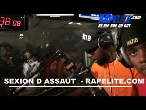 Sexion d'Assaut - Freestyle Wati Kick de 28 Minutes
