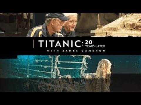 Titanik - 20 rokov potom s Jamesom Cameronom