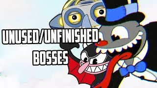Cuphead | Unfinished/Unused Bosses
