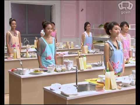 Miss Teen 2012 Tập 7 Khéo tay vào bếp