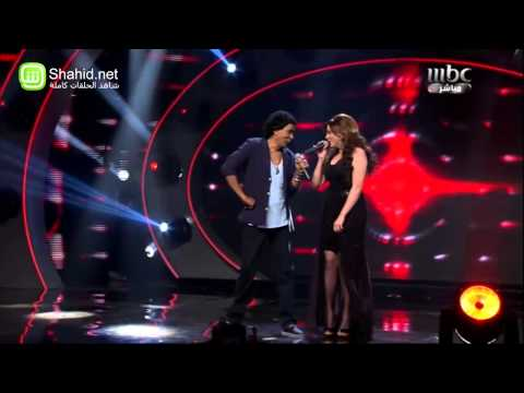 Arab Idol - محمد منير والمشتركين