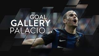 RODRIGO PALACIO | All of his 58 Inter goals 🇦🇷🖤💙????